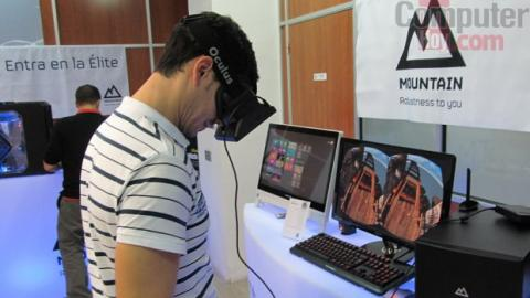 oculus rift prueba