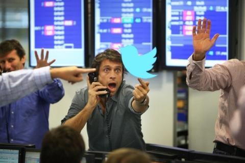 Confunden Tweeter con Twitter, sus acciones suben un 1000%