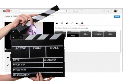 Crea tu propio vídeo currículum