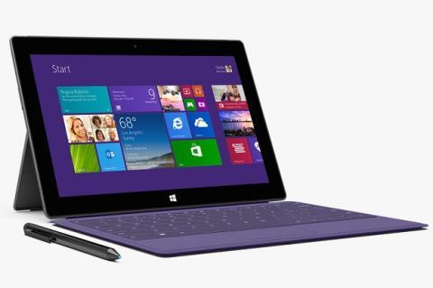 Microsoft confirma el gran volumen de reservas de Surface 2