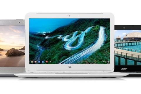 HP trabaja en un Chromebook de 11,6 pulgadas