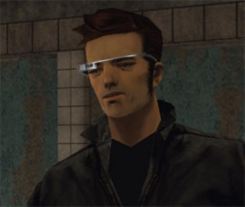 GTA III y Google Glass