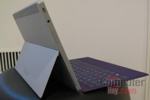 Surface 2 pie de apoyo