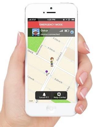 Emergencia Inteligente activa una baliza de localización automática