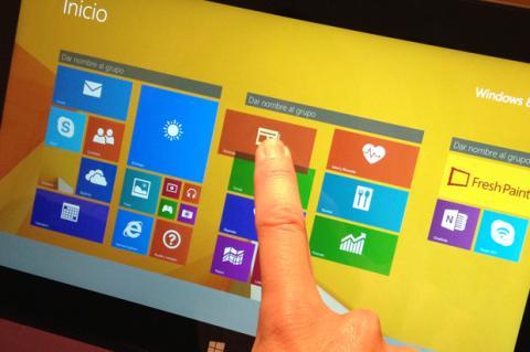 Pantalla Surface Pro 2