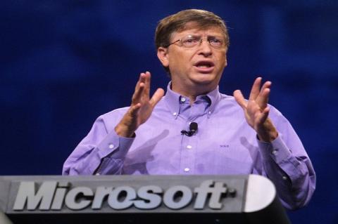 Bill Gates planifica su futuro junto a Microsoft