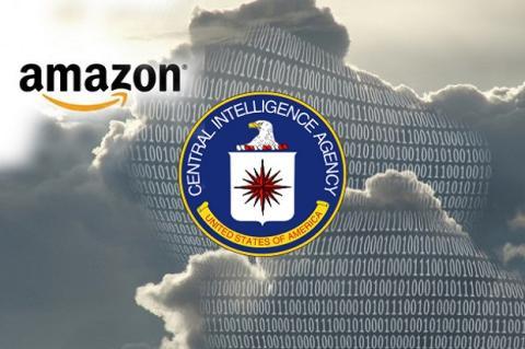 Amazon gana el contrato de 600 millones de dólares de la CIA