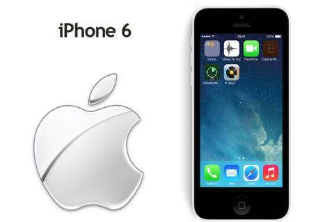 iPhone 6 con pantalla de 4,8