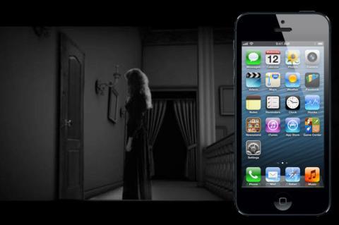 Corto rodado con iPhone 5