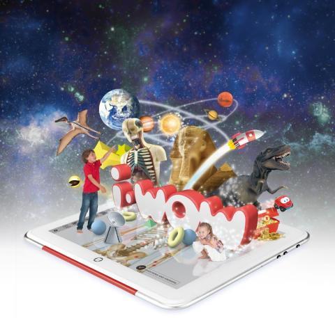 i-wow utiliza la realidad aumentada para enseñar jugando