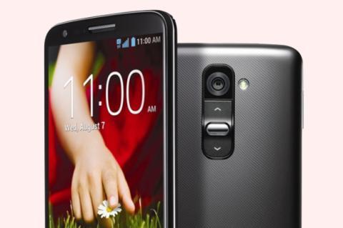 Vodafone lanza en España el smartphone LG G2 con 32 GB