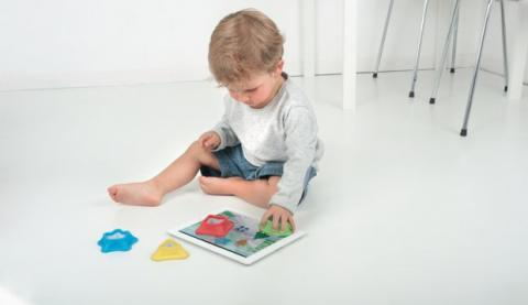 i-wow utliza la realidad aumentada para que los niños jueguen y aprendan como nunca
