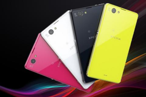 Sony Xperia Z1F