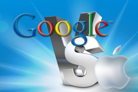 google contra apple