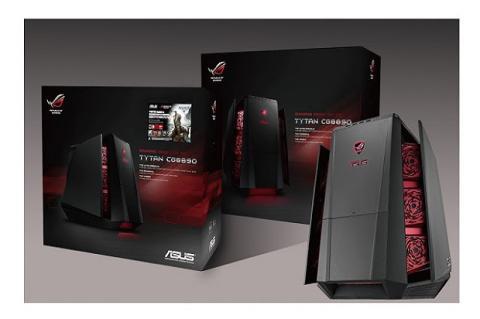 ROG Tytan G70, el nuevo PC de sobremesa para gamers de Asus