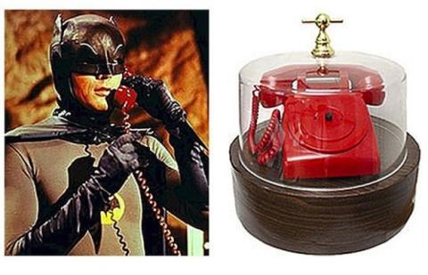 los mejores telefoonos de ficción batphone