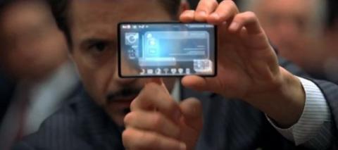 los mejores teléfonos ficticios del cine y la televisión móvil LfG iron Man