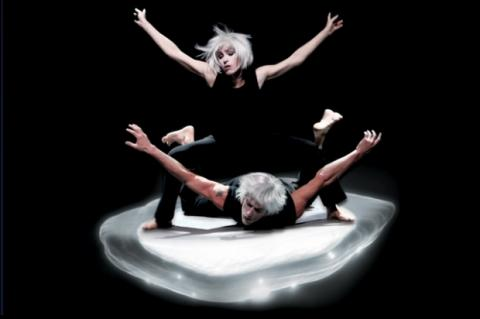 Mr and Mrs Dream, danza en un escenario de realidad virtual con gráficos 3D