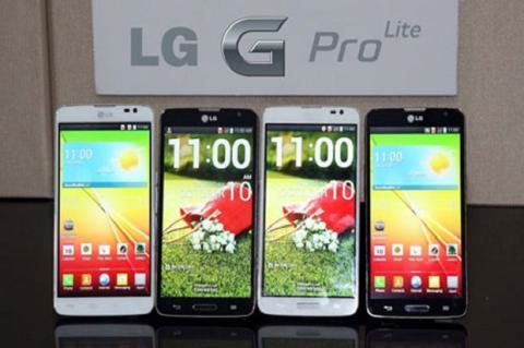 LG G Pro, anunciado con pantalla de 5,5 pulgadas