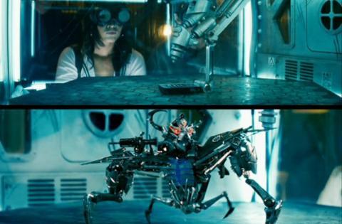 móviles ficticios del cine y la televisión transformers