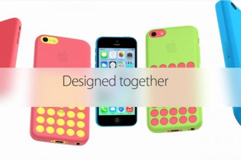 Apple reduce pedidos del iPhones 5C
