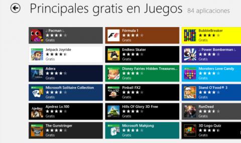 Juegos gratuitos