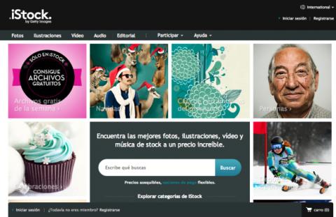 banco de imágenes iStock