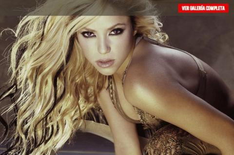 Shakira famosa