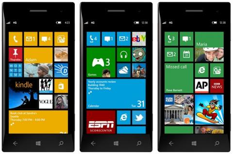WIndows Phone actualizado para dispositivos más potentes