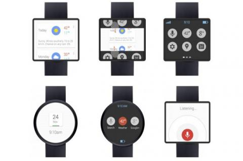 Google Watch se encuentra en su fase final de optimización