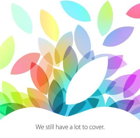 Apple evento especial octubre