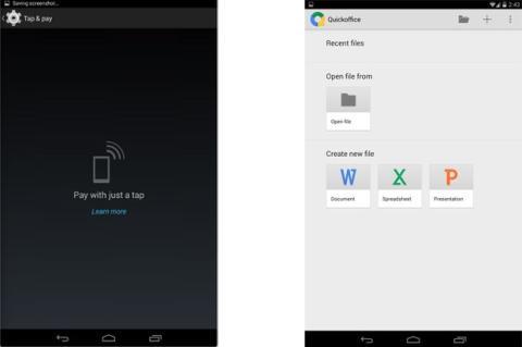 Android 4.4 kitkat configuración