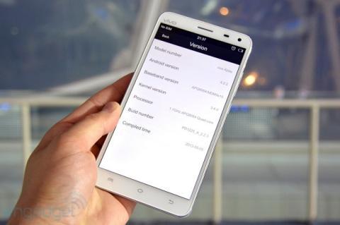 Vivo Xplay3S, el primer smartphone con pantalla 2K.