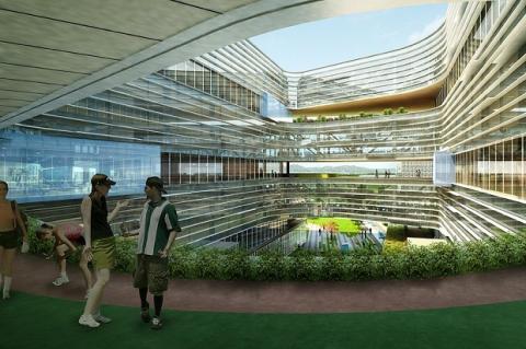 Samsung construye sus instalaciones de I+D en Silicon Valley