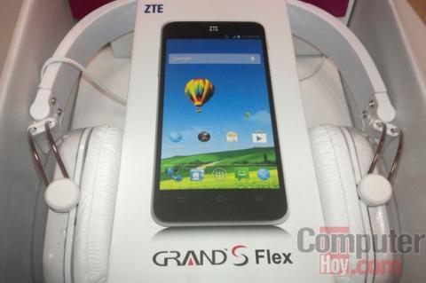 ZTE Grand S Flex