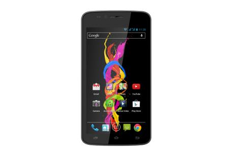 ARCHOS presenta su nueva línea de smartphones, Titanium