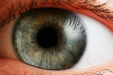 sensor ocular del Samsung Galaxy S5