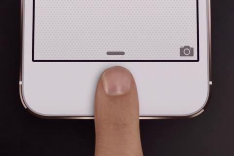 Primer anuncio televisivo del iPhone 5S