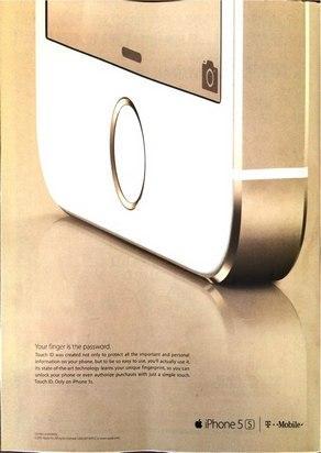 Anuncio iPhone 5S
