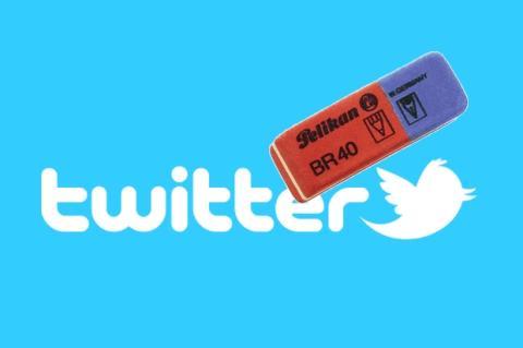 ¿Cuáles son los tweets que más se borran?