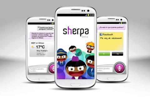 Sherpa para Android se actualiza con nuevas funciones