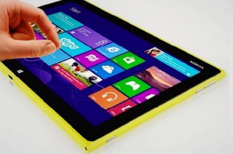 Nokia está supuesta a presentar la Lumia 2520 en el Nokia World Event