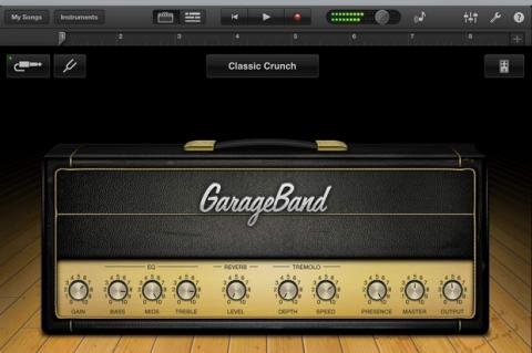La app GarageBand de Apple será gratuita