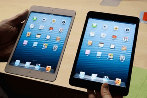 Rumores del iPad mini 2