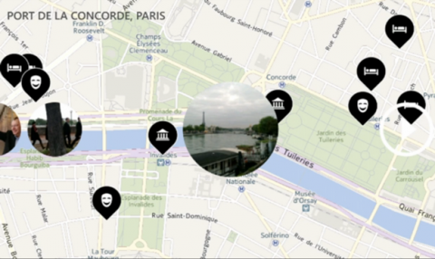 Nokia Storyteller integra tus imágenes con información de localización HERE