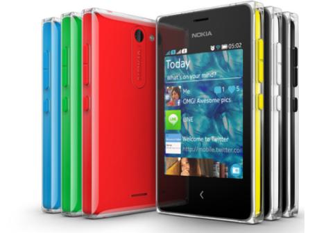Nueva gama Nokia Asha expande número de apps