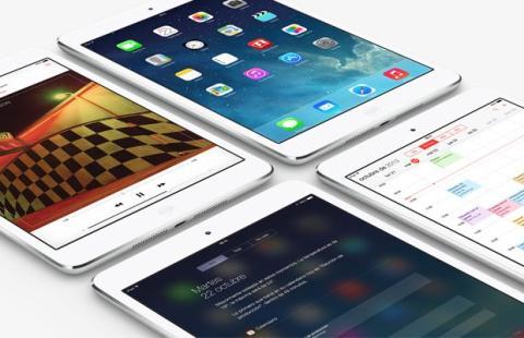 iPad Mini Retina pantalla