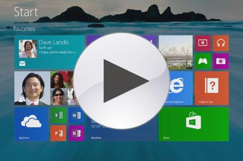 video analisis windows 8.1