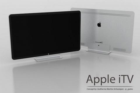 Diseño concepto para el Apple iTV