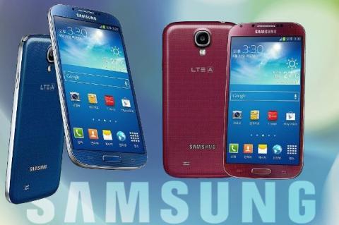 Samsung Galaxy S4 con procesador Snapdragon 800